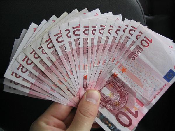 efectivo euros