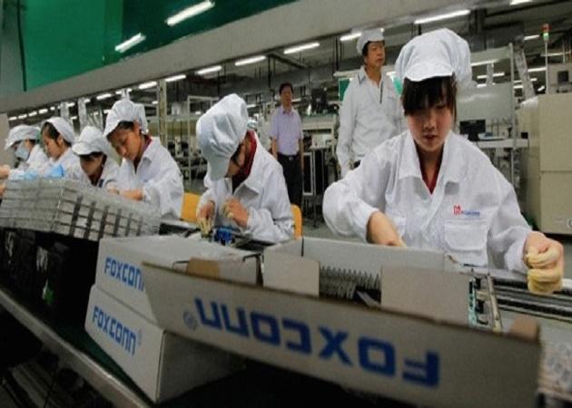 10.000 robots participarán en la fabricación del iPhone 6