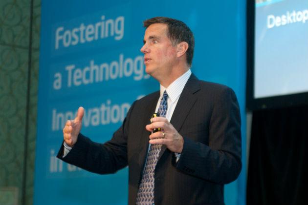 El director de ventas de Intel deja su puesto