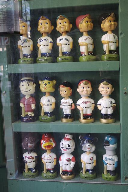 muñecos cabezones