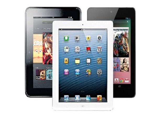 Las tablets alcanzarán 321 millones de unidades comercializadas el próximo año