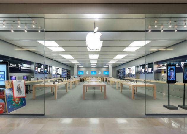 La Unión Europea otorga a Apple el derecho a registrar el diseño de sus tiendas