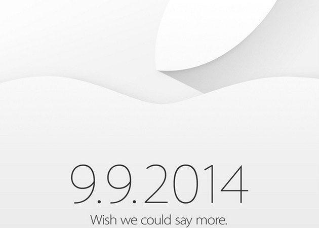Apple confirma la fecha de su próximo evento y sus acciones suben
