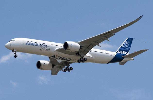A350 XWB de Airbus