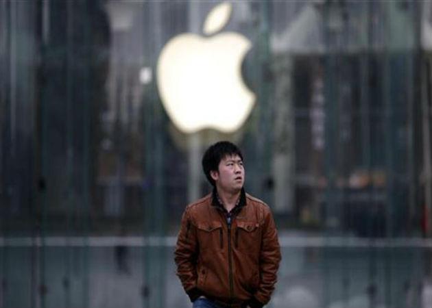 China prohíbe productos de Apple para uso público
