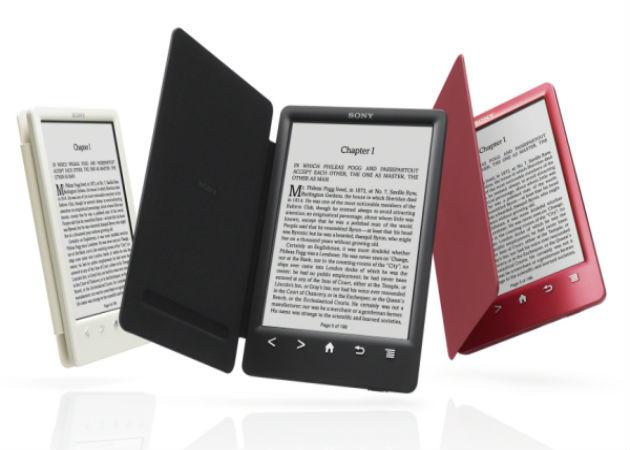 Sony dice adiós a la venta de sus e-readers