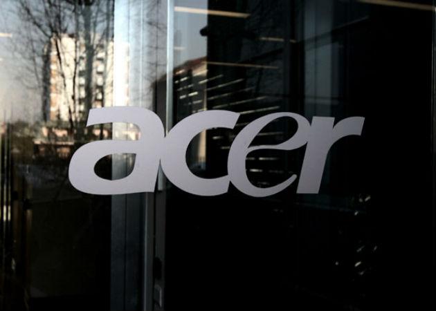 Acer ve crecer sus beneficios en el segundo trimestre