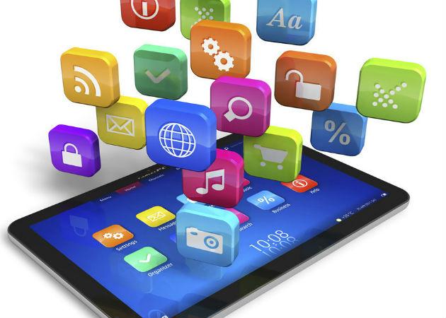 El 83% de los usuarios comparten el 60% de las aplicaciones móviles
