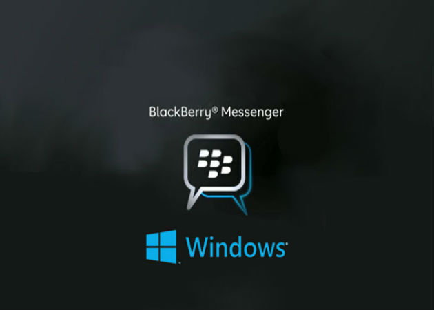 BlackBerry Messenger llega a Windows Phone