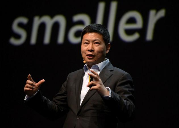 Según el jefe de Huawei, Tizen no tiene posibilidades de triunfar