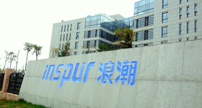IBM se asocia con su rival china, Inspur Group