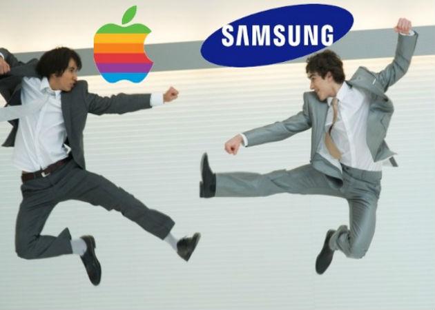 Apple y Samsung acabarán con los litigios fuera de EEUU