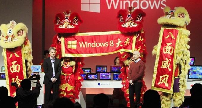 China dice que Microsoft no es transparente en sus datos sobre ventas