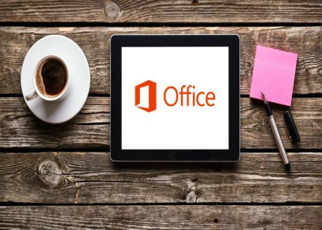 Microsoft actualiza Office para iPad