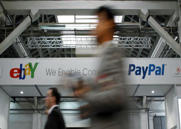 eBay podría desvincularse de PayPal antes de fin de año