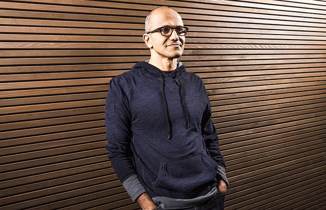 Microsoft bajo la era de Satya Nadella
