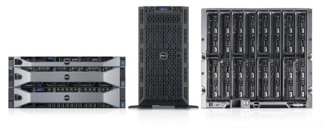 Dell presenta su porfolio de servidores más avanzado para satisfacer cualquier carga de trabajo