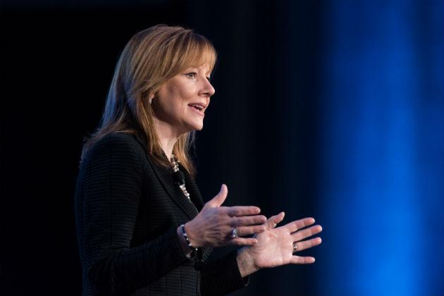 General Motors planea lanzar un coche autónomo para 2016