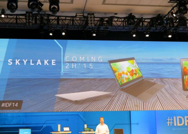 Intel desvela Skylake-S, su nueva arquitectura para PC