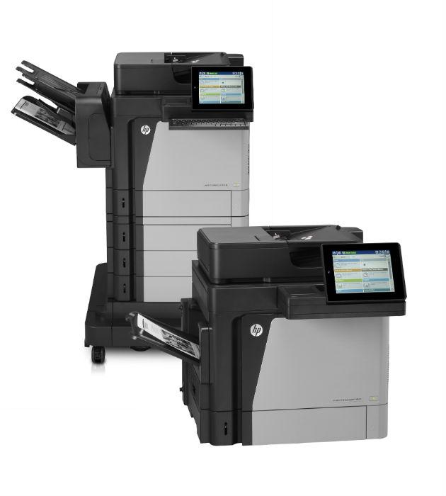 HP amplía su gama de soluciones de impresión segura para empresas