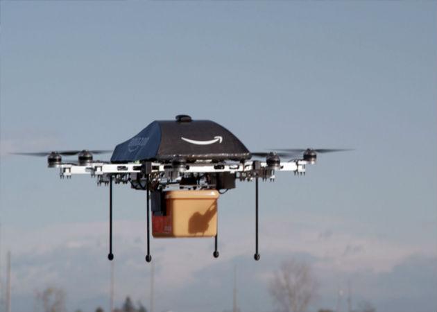 La NASA investiga cómo controlar el tráfico aéreo de los drones