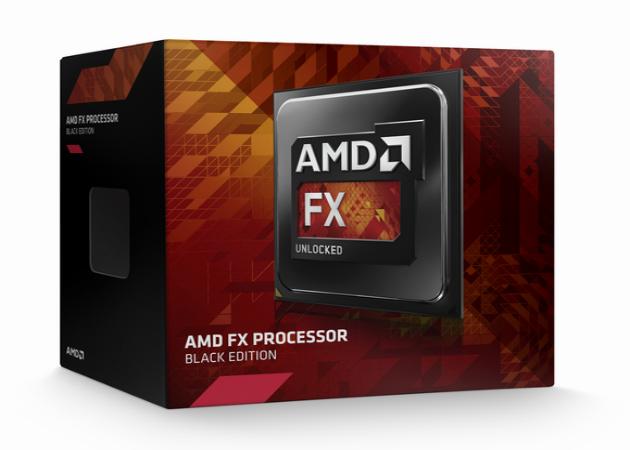 AMD acaba de lanzar sus nuevos chips FX con ocho núcleos