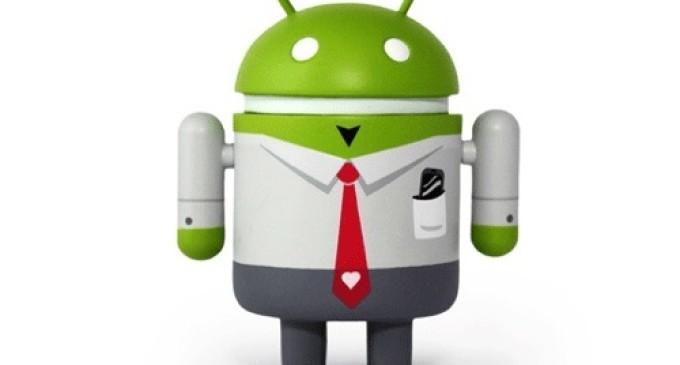 Android cumple 6 años más empresarial que nunca