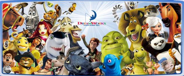 SoftBank podría comprar DreamWorks