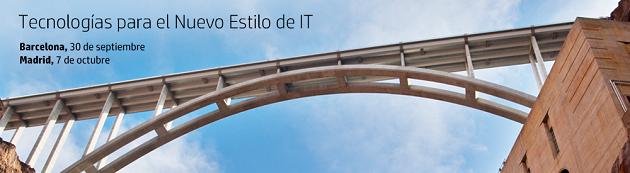 Asiste al evento de HP Server Innovation Day 2014, en Madrid y Barcelona