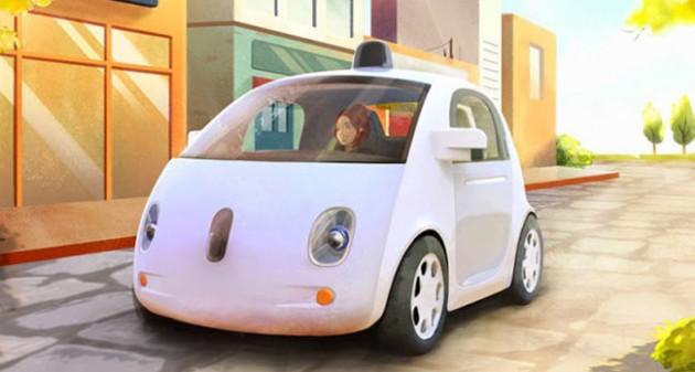 Google, Merces y Audi consiguen en California permiso para coches autónomos