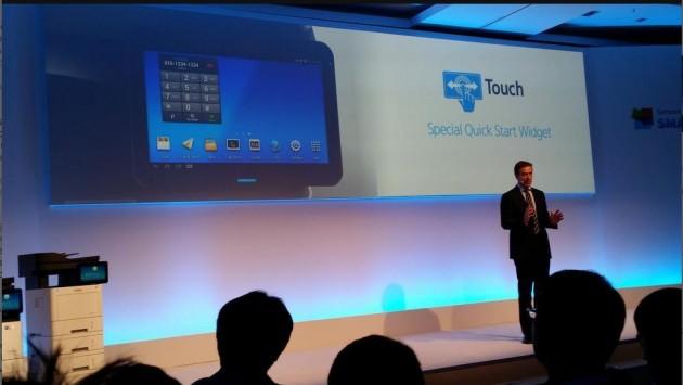 Samsung presenta en IFA sus impresoras con sistema operativo Android