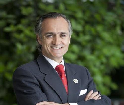 En homenaje a Isidoro Álvarez, presidente de El Corte Inglés e IECISA