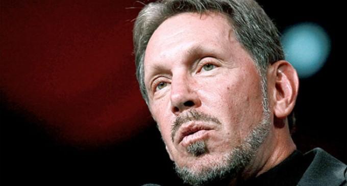 Ellison renuncia como CEO de Oracle y hará las funciones de CTO de la compañía