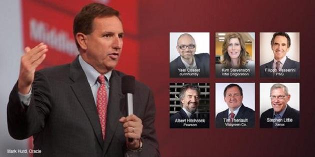 """Mark Hurd habla del """"Valor empresarial del Cloud"""" en el Oracle OpenWorld 2014"""