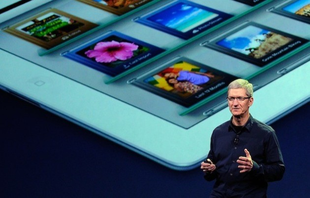 Tim Cook se guarda un as en la manga para vender más iPads