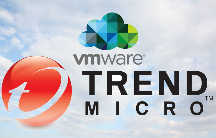 nubes-trend micro vmware