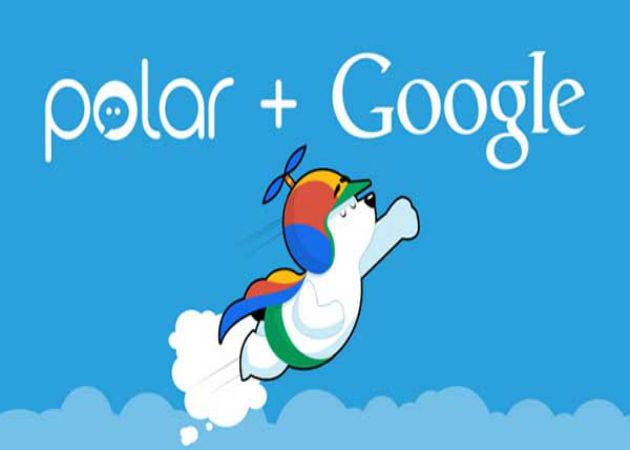 Google adquiere el servicio online de encuentas Polar