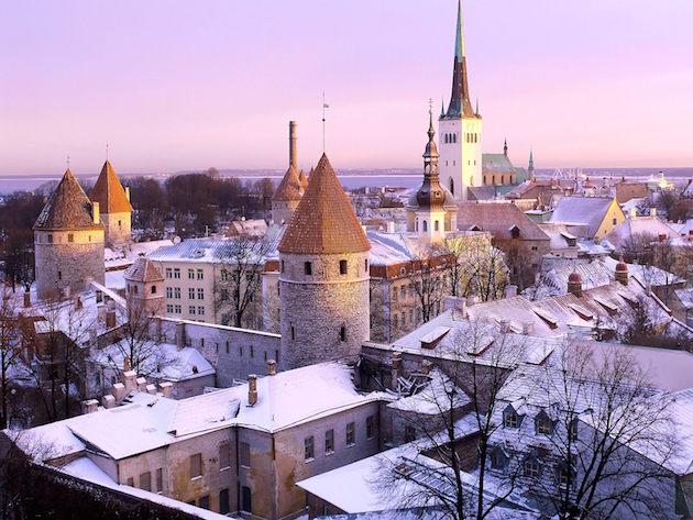 Gobernar en la nube, el caso de Estonia