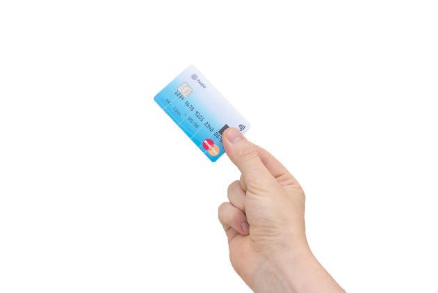 MasterCard y Zwipe anuncian lanzan una tarjeta biométrica contactless, con sensor de huella dactilar