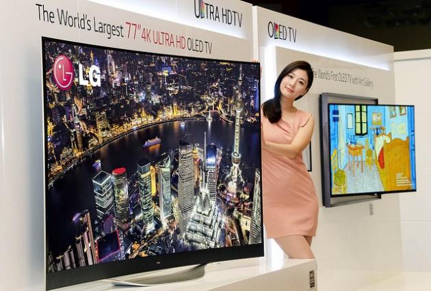 LG dejará de producir televisores de plasma