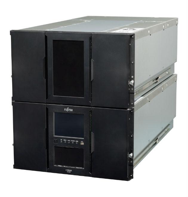 Fujitsu ETERNUS LT 260 una nueva bliblioteca de cintas