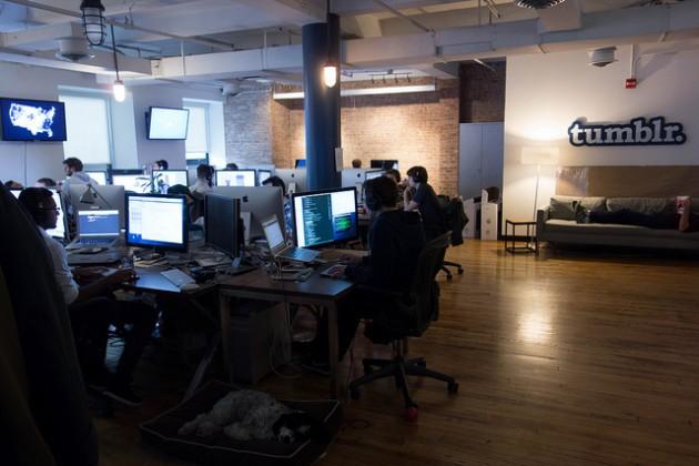 Yahoo!: Tumblr facturará 100 millones de dólares el año que viene