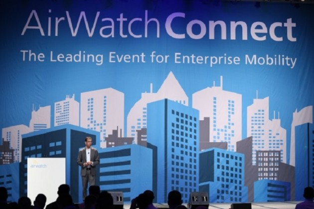 AirWatch Connect London: Usuarios finales determinan necesidades de movilidad empresarial