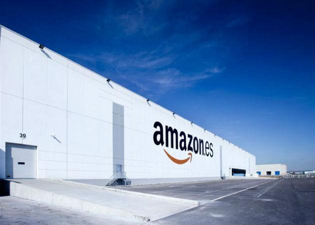 Amazon aplaza la construcción de su segundo centro logístico hasta 2016