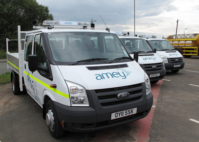 Amey Wins 92m Scottish Contract