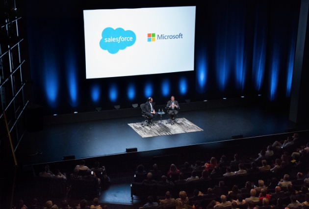 El Dreamforce 2014 de Salesforce revoluciona la ciudad de San Francisco