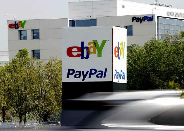 eBay y PayPal se separan