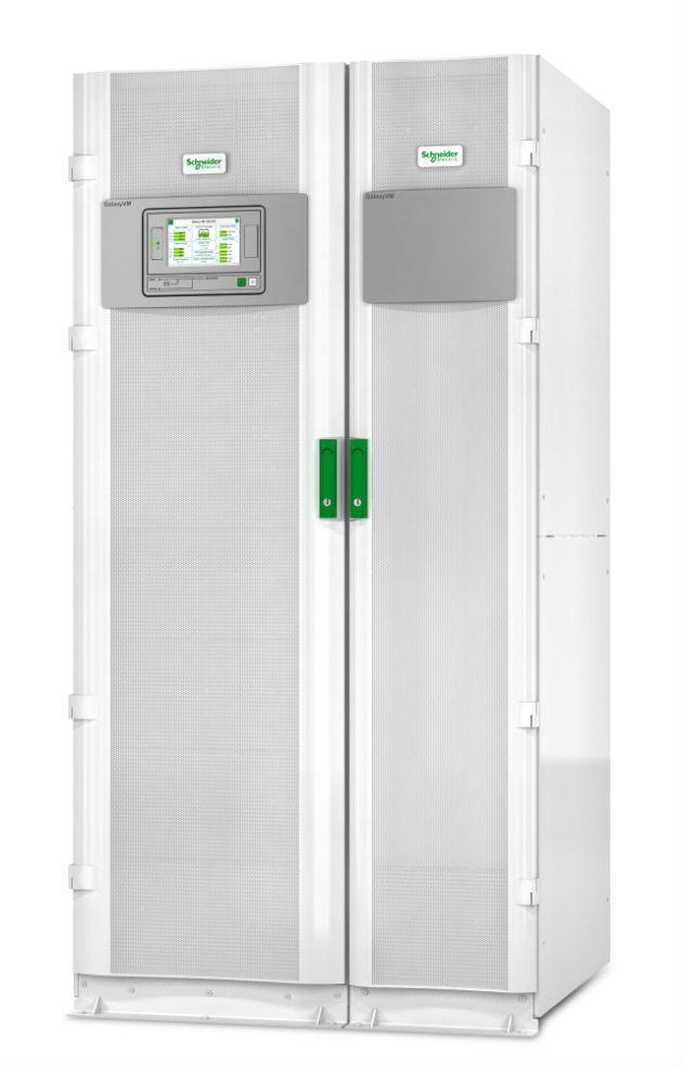 Schneider Electric lanza el nuevo sistema de alimentación ininterrumpida Galaxy VM