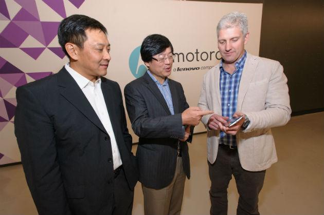 Lenovo_Adquisición Motorola