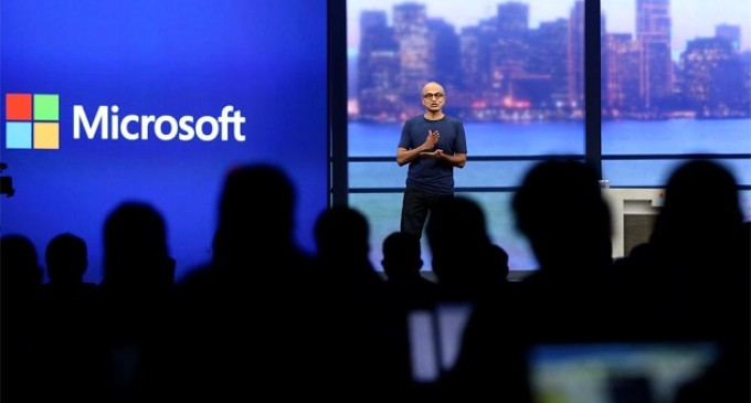 Microsoft aprueba en servicios cloud, software y tabletas